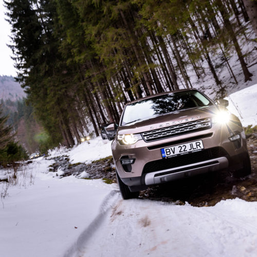 Test Drive Land Rover