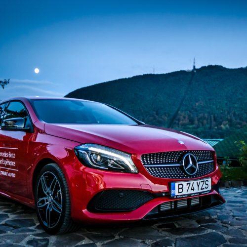 Test Drive Mercedes Benz